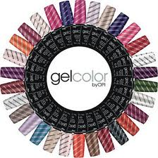 Opi Gel Colour Wheel